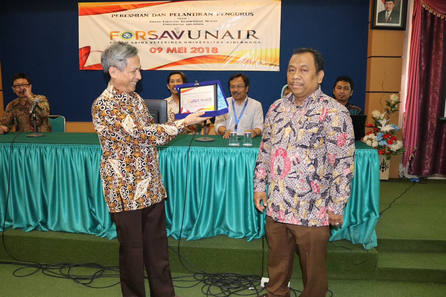 Forum Sains Veteriner Universitas Airlangga
